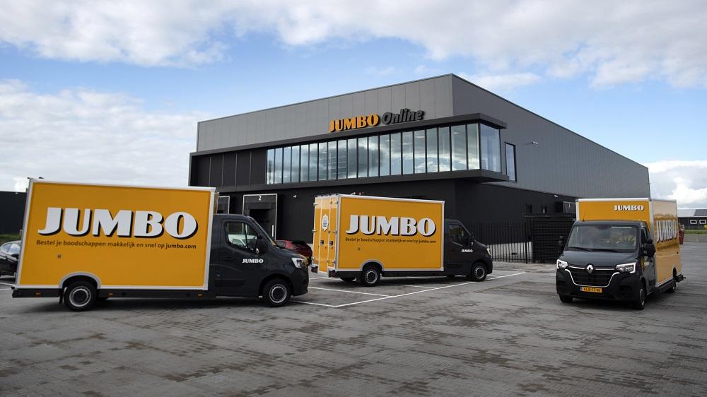 Jumbo schaalt online op in Friesland