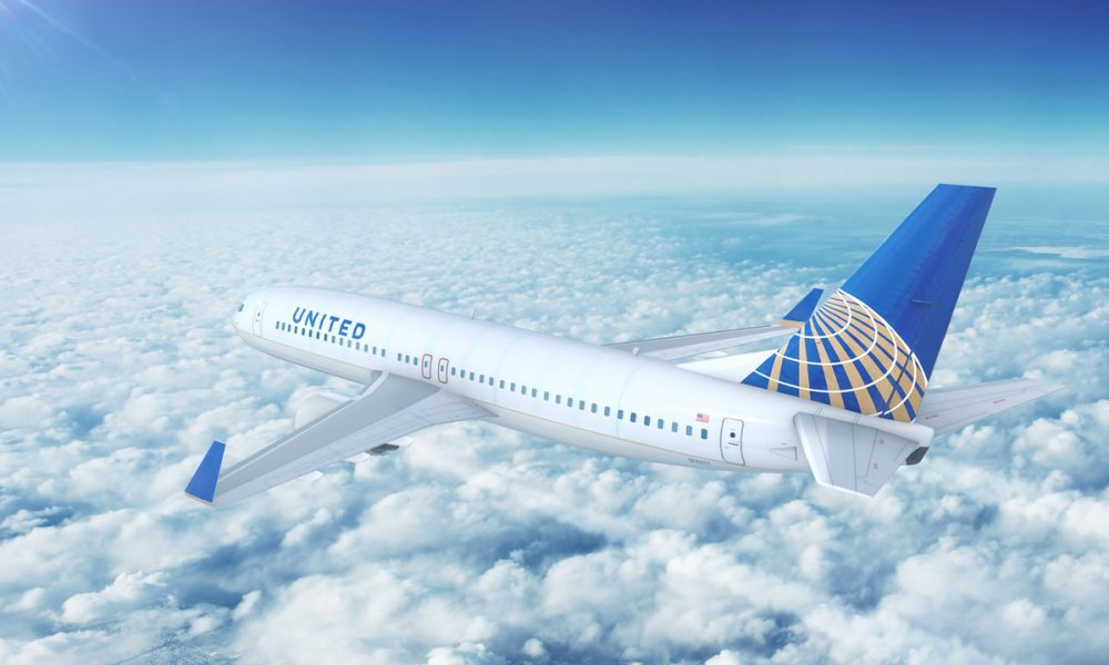 United Has PayPal QR Codes for In-Flight Payments